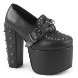 Vegano 14 cm Demonia TORMENT-500 zapatos lolita plataforma