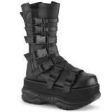 Vegano 7,5 cm NEPTUNE-210 botas demonia - botas plataforma unisex