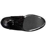 Vinilo 20 cm FLAMINGO-2000 botas de mujer tacón alto