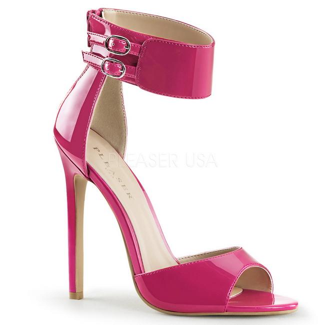 SEXY-19 sandalias de mujer rosa talla 39 - 40