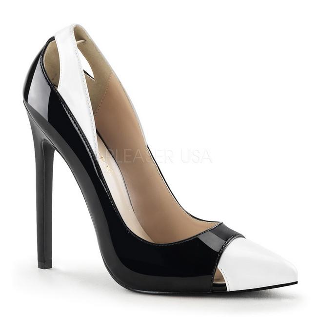 SEXY-22 zapatos de mujer negros talla 37 - 38